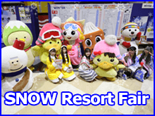 Snow resort fair!